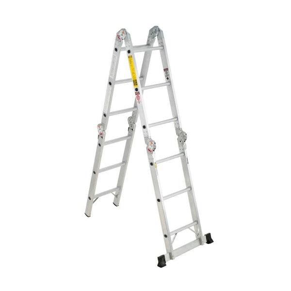 Werner Ladder Aluminum Folding Multi-Ladder
