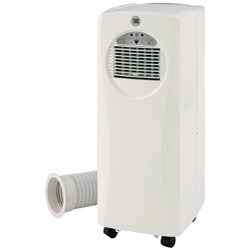 SPT SlimLine WA-9061H 9,000BTU AC with Heater