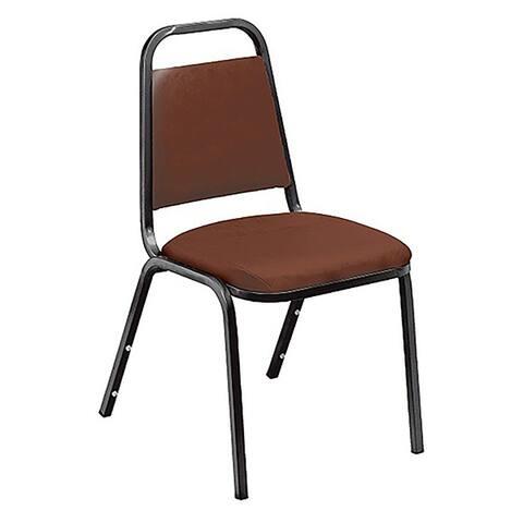 Standard Vinyl-upholstered Stackable Chair