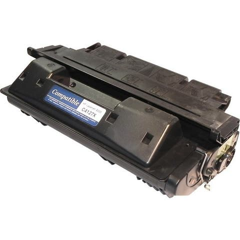 eReplacements C4127X-ER New Compatible Toner Cartridge - Alternative for HP (C4127X) - Black