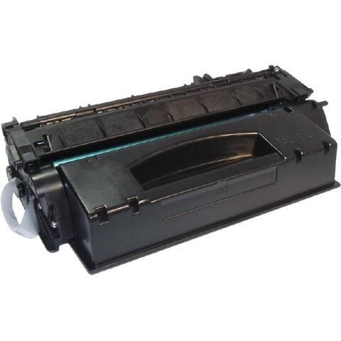 eReplacements Q7553X-ER New Compatible Toner Cartridge - Alternative for HP (Q7553X) - Black