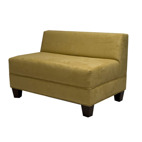 Makenzie Armless Loveseat Free Shipping Today 13657015