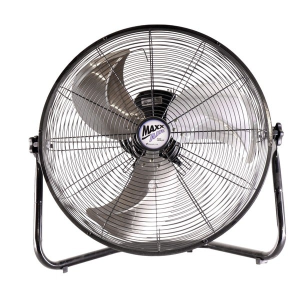 Shop Maxxair Hvff20ups 20 Inch Floor Fan Free Shipping