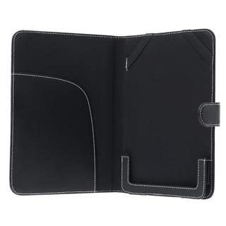 Black Leather Case for Barnes & Noble Nook/ Nook Color