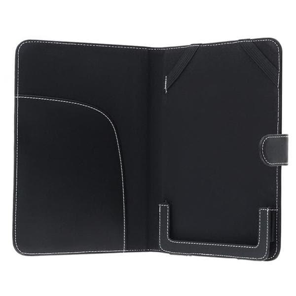 Black Leather Case for Barnes & Noble Nook/ Nook Color