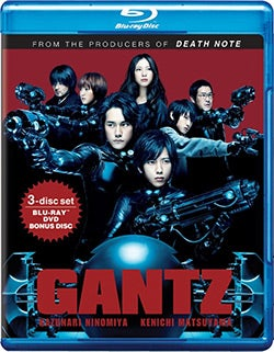 Gantz (Blu-ray/DVD)