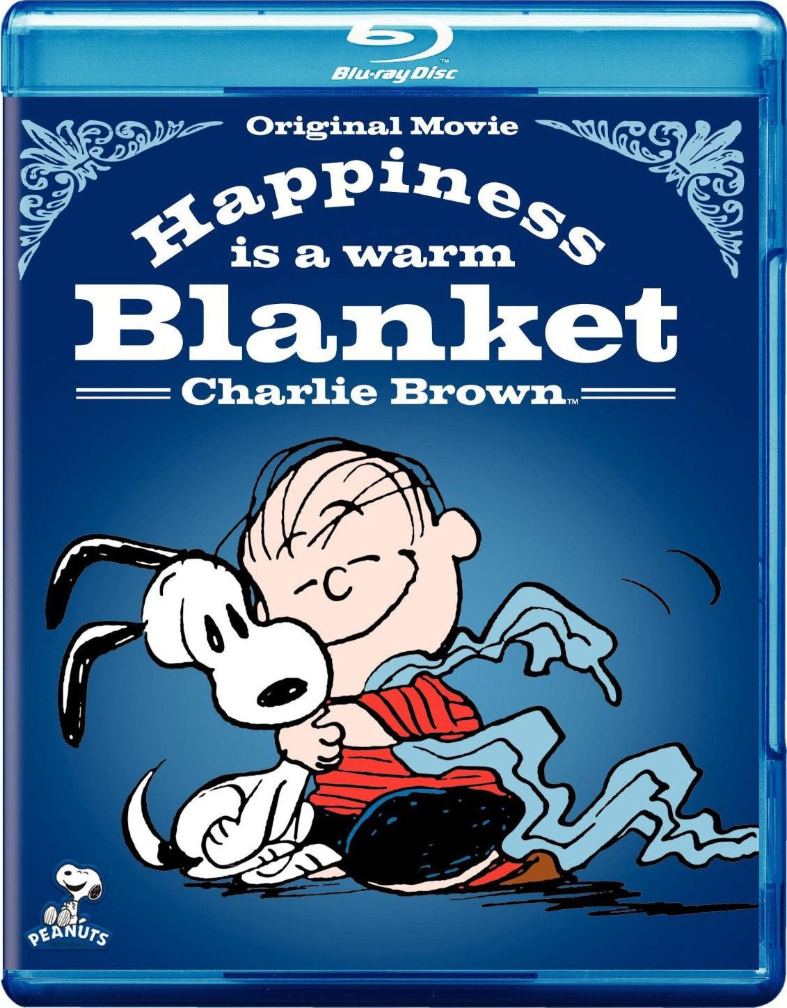 Happiness Is A Warm Blanket, Charlie Brown (Blu-ray Disc)
