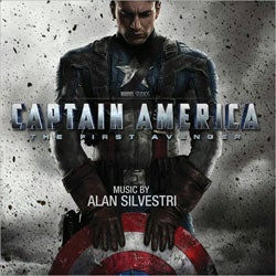Original Soundtrack - Captain America: The First Avenger