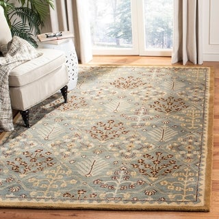 Safavieh Handmade Antiquity Theodosia Traditional Oriental Wool Rug