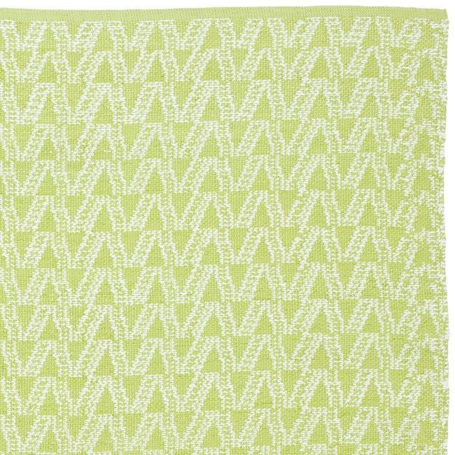 handmade thom filicia ackerman key lime green rug 6u0026x27