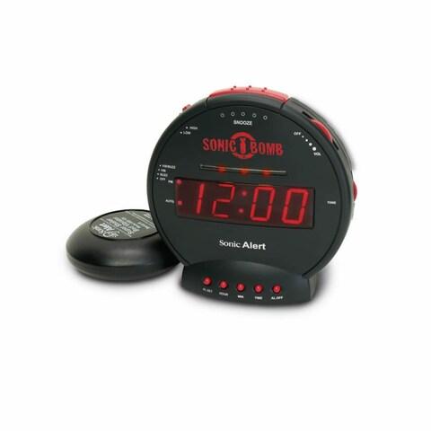 Sonic Alert 'Sonic Bomb' Alarm Clock