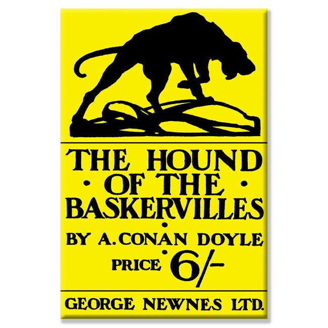 Children S Book Cover Canvas Art : Shop hound of the baskervilles book cover canvas