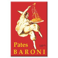 'Pates Baroni' Canvas Art Print