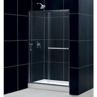 DreamLine Infinity Plus 44-48x72-inch Sliding Shower Door
