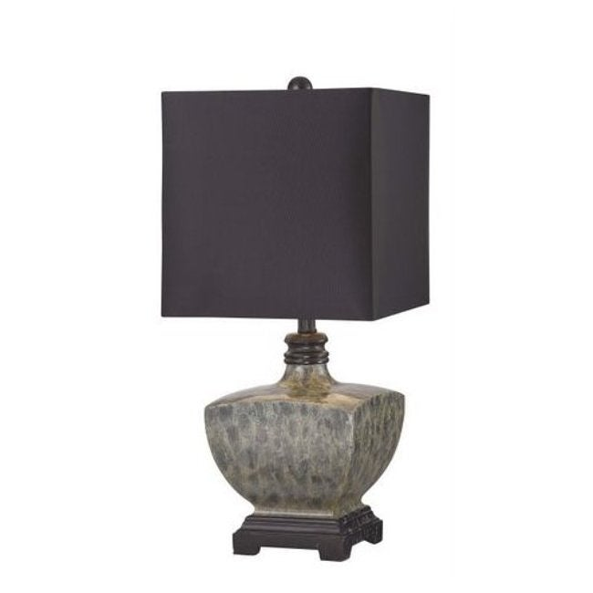 Stone Chisel Table Lamp