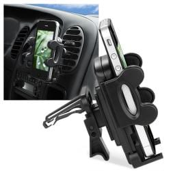 INSTEN Universal Car Air Vent Phone Holder for Apple iPhone 4/ 4S/5/ 5S/ 6 - Thumbnail 2
