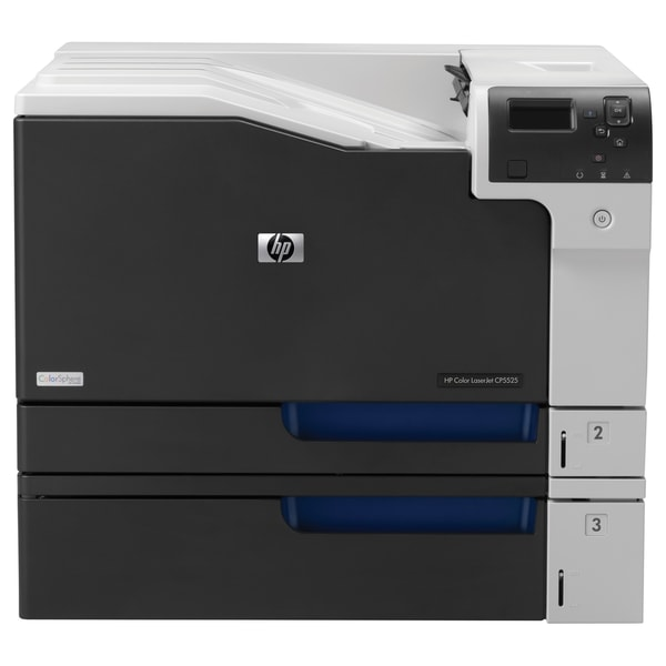 HP LaserJet CP5000 CP5525DN Laser Printer - Color - 600 x 600 dpi Pri