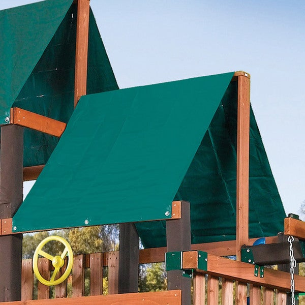 Shop Swing N Slide Extra Duty Canopy Roof Free Shipping
