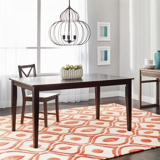 Link to Simple Living Havana Carson Large Dining Table - Espresso Similar Items in Dining Room & Bar Furniture