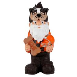 Cleveland Browns 11-inch Thematic Garden Gnome - Thumbnail 0