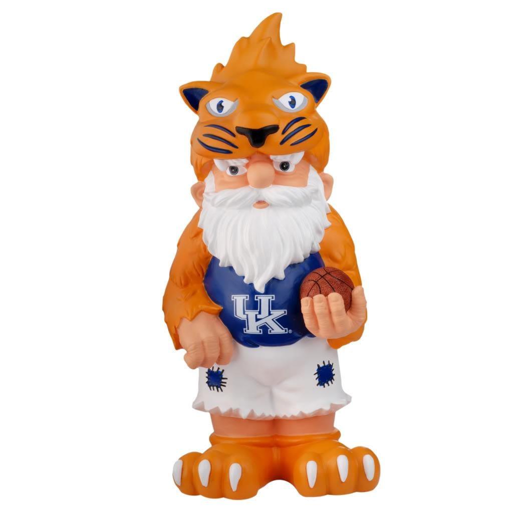 Kentucky Wildcats 11-inch Thematic Garden Gnome - Thumbnail 1