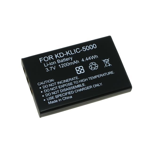 INSTEN Compatible Li-Ion Battery for Kodak Klic-5000/ EasyShare DX763/ Z730