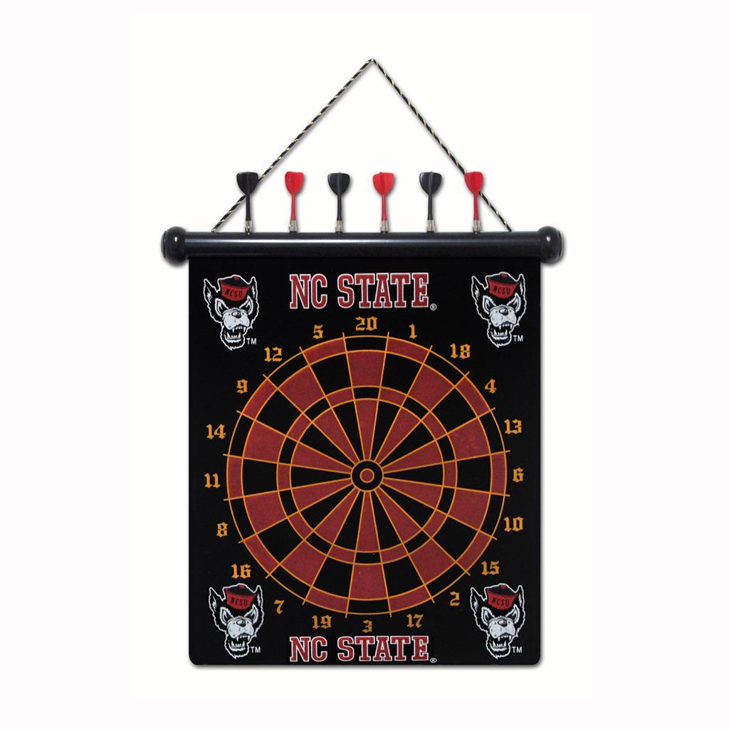 North Carolina Wolfpack Magnetic Dart Board - Thumbnail 1