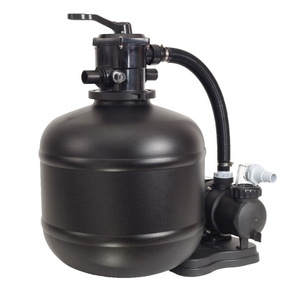 Above-ground Pool 3/ 4 Horsepower Sand Filter