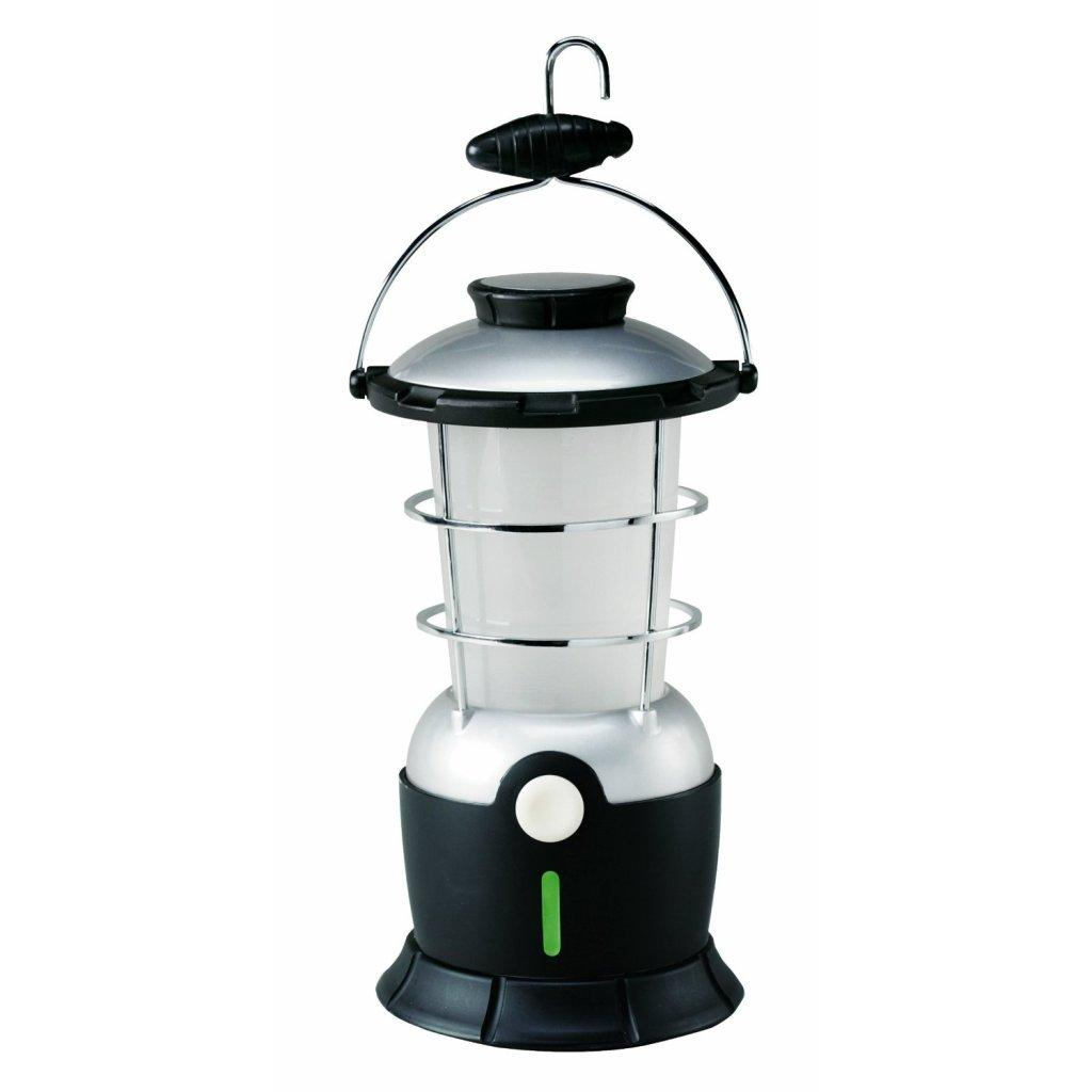Coast LED Lensor Black Plastic Battery-operated Camping Lantern