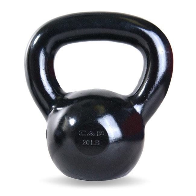 CAP 20-lb Kettlebell Barbell