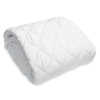 Natura Wash'N Snuggle Wool-Filled Mattress Pad