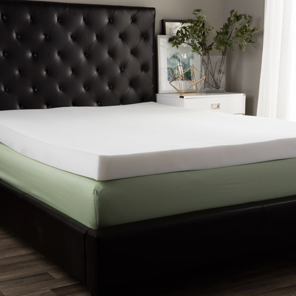 size memory product inch home garden mattress foam queen overstock gel with postureloft pillows