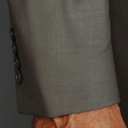 Men's Wool 2-button Suit - Thumbnail 1