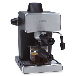 Mr. Coffee BVMC-ECM260 Steam Espresso and Cappuccino Maker