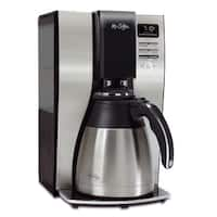 Mr. Coffee 10-cup Optimal Brew Programmable Coffee Maker with Thermal Carafe