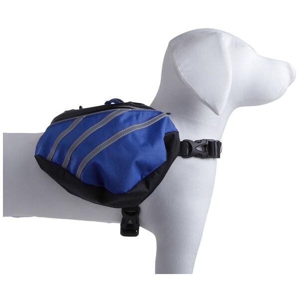 Pet Life Everest Sport Pet Backpack in Blue