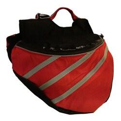 Pet Life Everest Sport Pet Backpack in Red