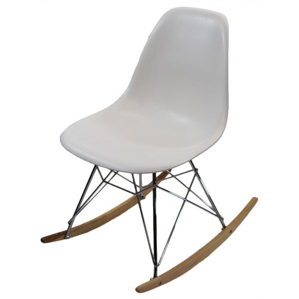 Retro Rocker Dining Chair