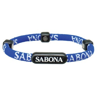 Sabona Blue Athletic Bracelets (Pack of 2)