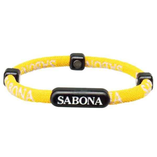 Sabona Yellow Athletic Bracelets