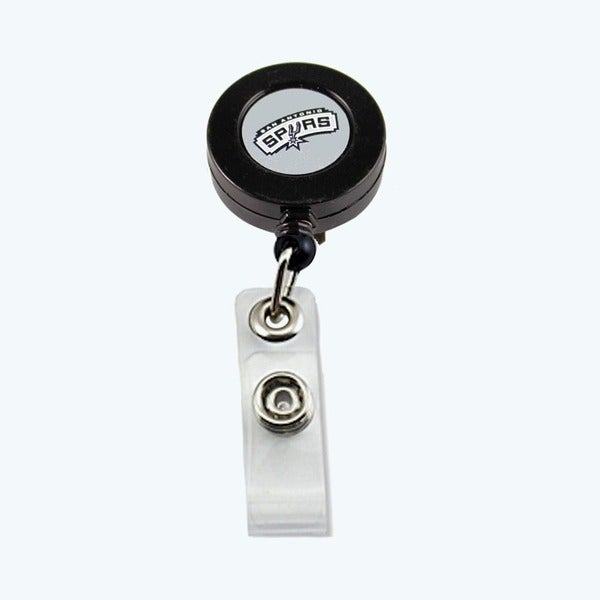 San Antonio Spurs Retractable Badge Reel