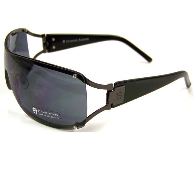 Etienne Aigner 'EA Mystiere' Women's Metal Shield Sunglasses