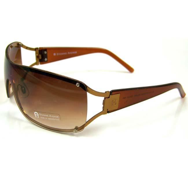 Etienne Aigner 'EA Mystiere' Women's Shield Sunglasses