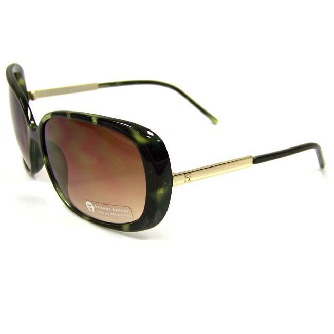 Etienne Aigner Women's 'EA Vitesse' Plastic Fashion Sunglasses