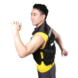 CAP Barbell 20 lb Adjustable Weighted Vest - Thumbnail 1