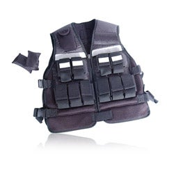 CAP Barbell 20 lb Adjustable Weighted Vest