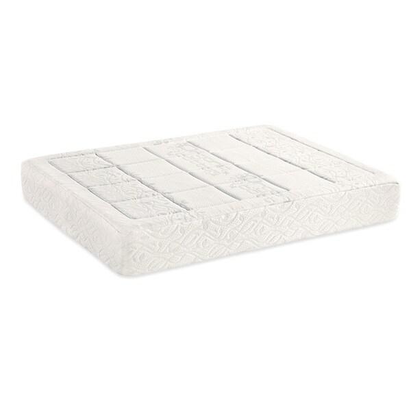 Tobia Memory Plus Eco-Superior 11-inch Twin-size Memory Foam Mattress