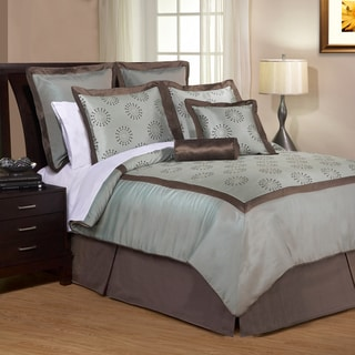 EverRouge Vanity 12-piece Bed in a Bag with Sheet Set