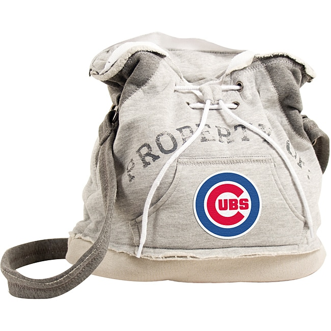 Chicago Cubs Hoodie Shoulder Tote