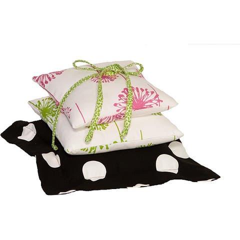 Hottsie Dottsie Pillows (Pack of 3) - Multi